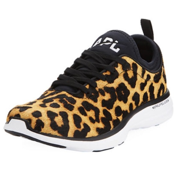 d5442f7409d8 APL Shoes | Techloom Phantom M Leopard | Poshmark